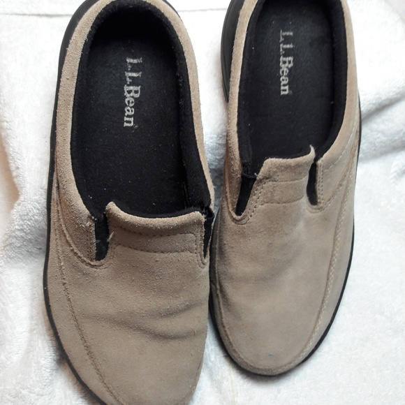 L.L. Bean Shoes - L.L. Bean ladies mule type slides